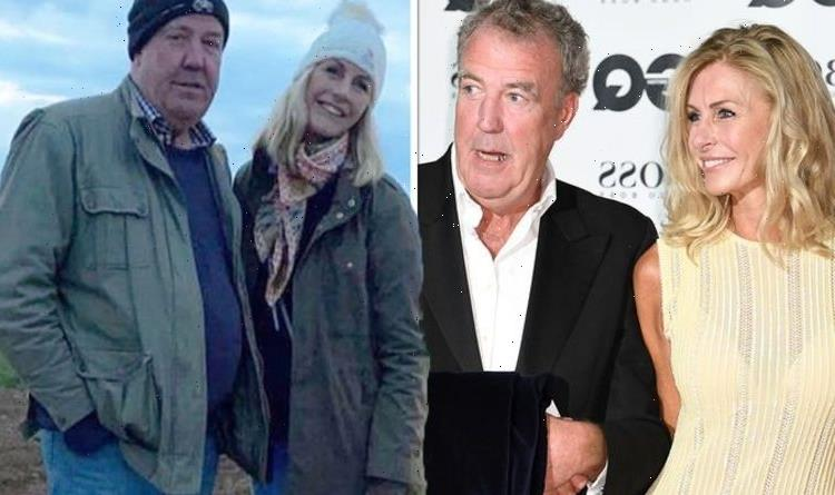 Jeremy Clarkson sparks frenzy in rare cosy snap with girlfriend Lisa Hogan 'Power couple!'