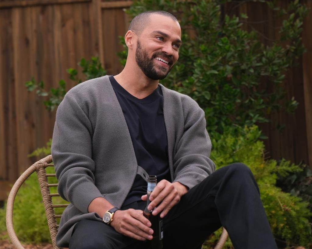 Jesse Williams On 'Grey's Anatomy' Exit, What He Envisions For Jackson (& Japril) And Whether He May Return