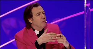 Jonathan Ross has sly dig at Meghan Markle as he hints she is on Masked Dancer