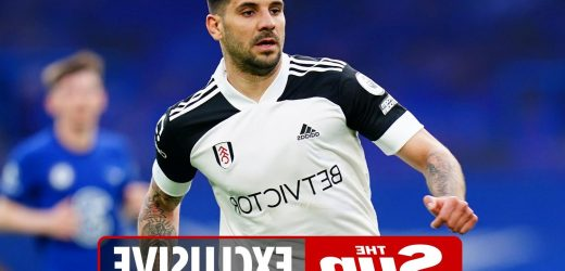 Jose Mourinho wants Aleksandar Mitrovic to join Roma revolution with new boss a big fan of the unhappy Fulham striker