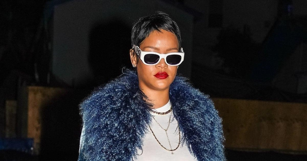Just FYI, Rihanna's Pixie Cut Is Back — and It Feels Like 2012 Again