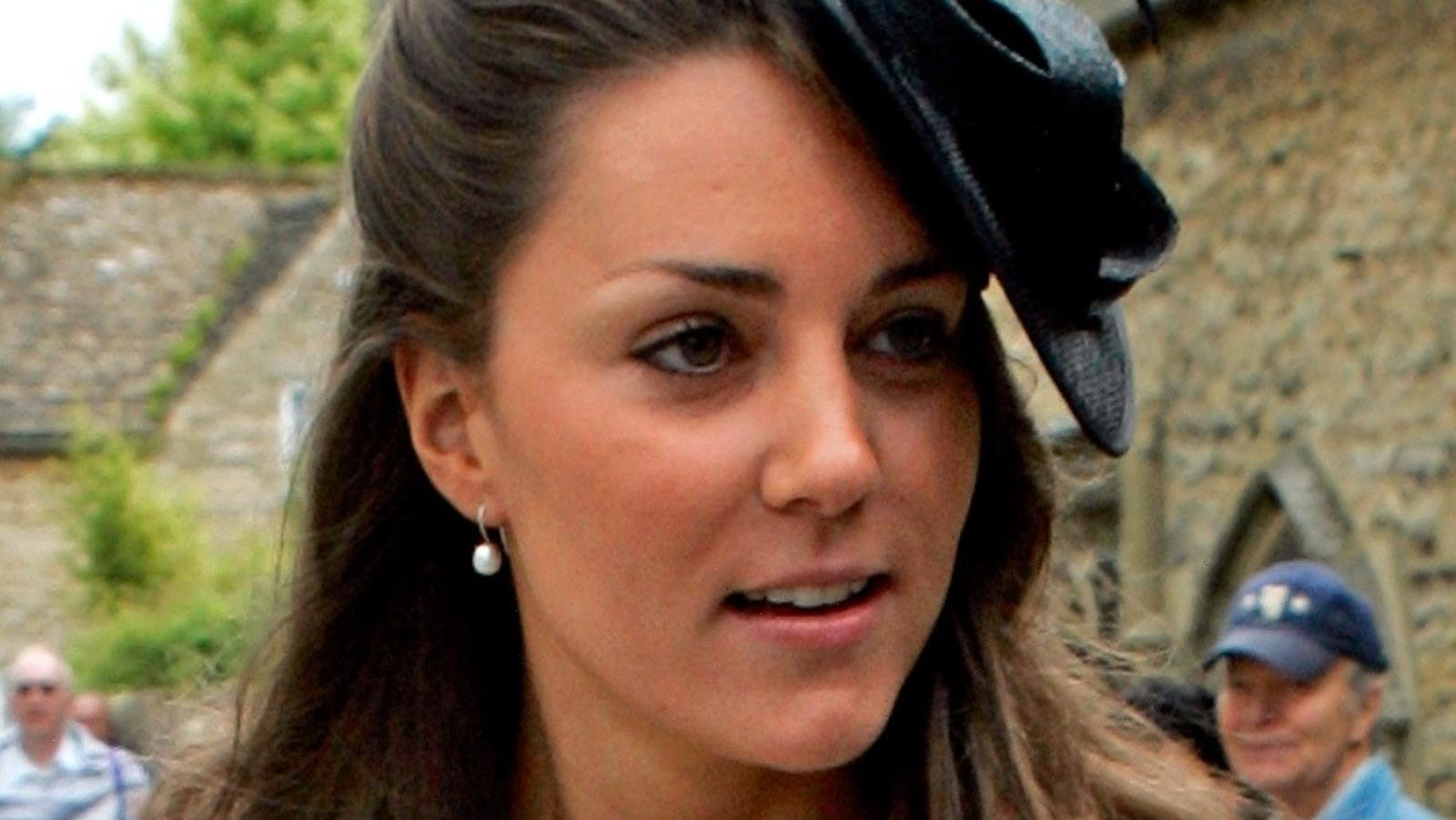 Kate Middleton's Transformation From Childhood To 39 Years Old