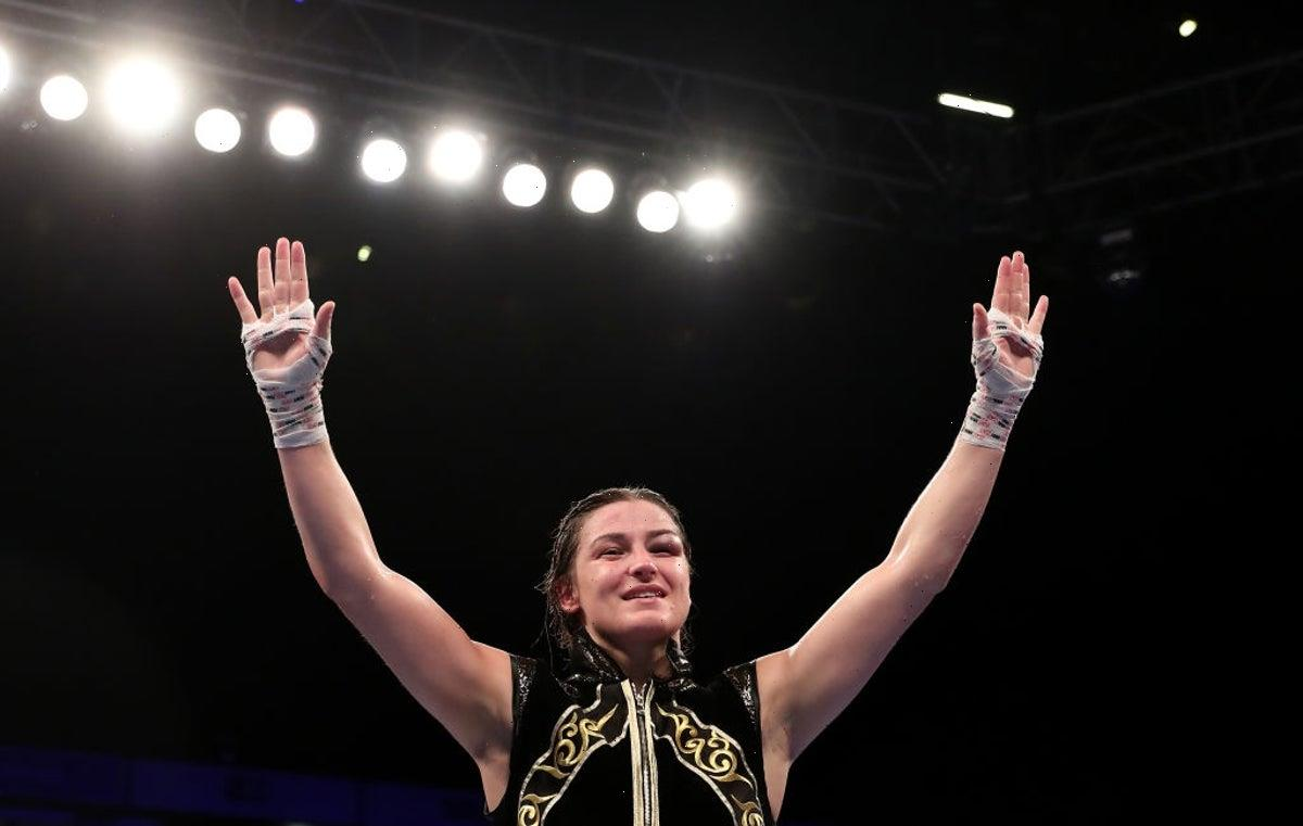 Katie Taylor sets sights on breaking more barriers and multiple weight titles ahead of Natasha Jones fight