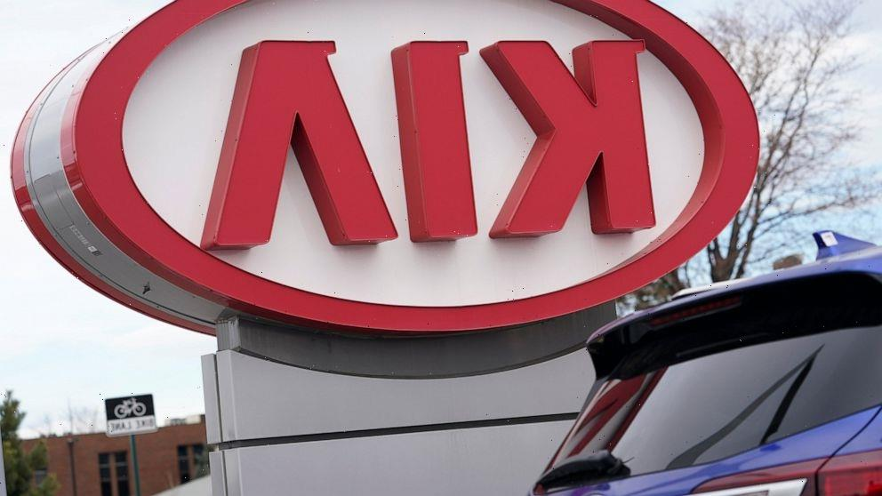 Kia recalls vehicles a 2nd time, owners should park outside