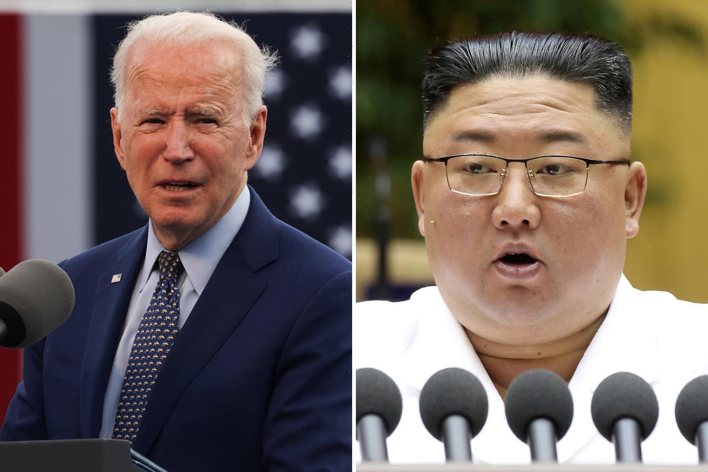 Kim Jong-un reacts with fury as Biden brands North Korea 'security threat'