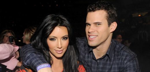 Kim Kardashian Just Name-Checked Kris Humphries on TV and I'm Not Okay