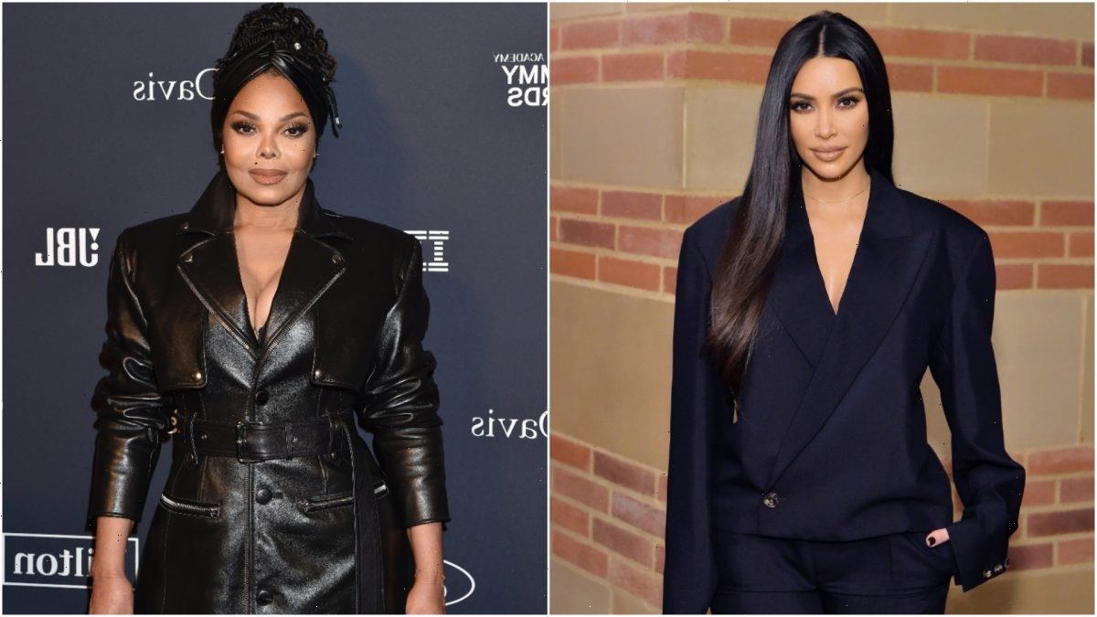 Kim Kardashian West Buys $25,000 Janet Jackson Keepsake