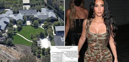 Kim Kardashian is sued by seven former employees