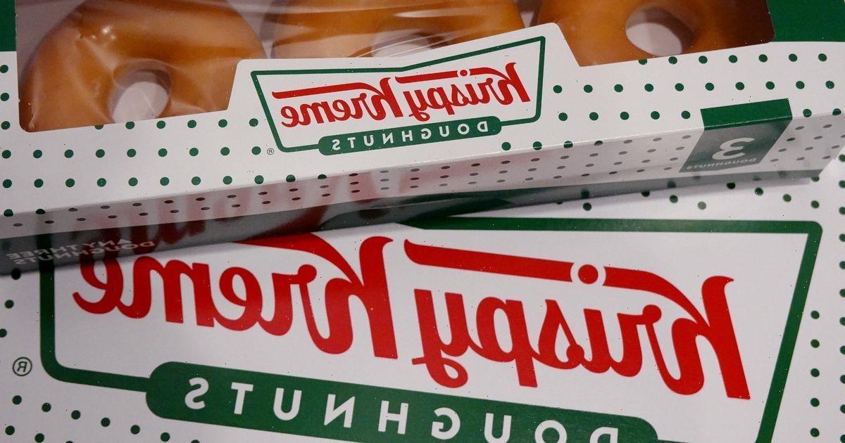 Krispy Kreme to give away free doughnuts next week to celebrate lockdown easing