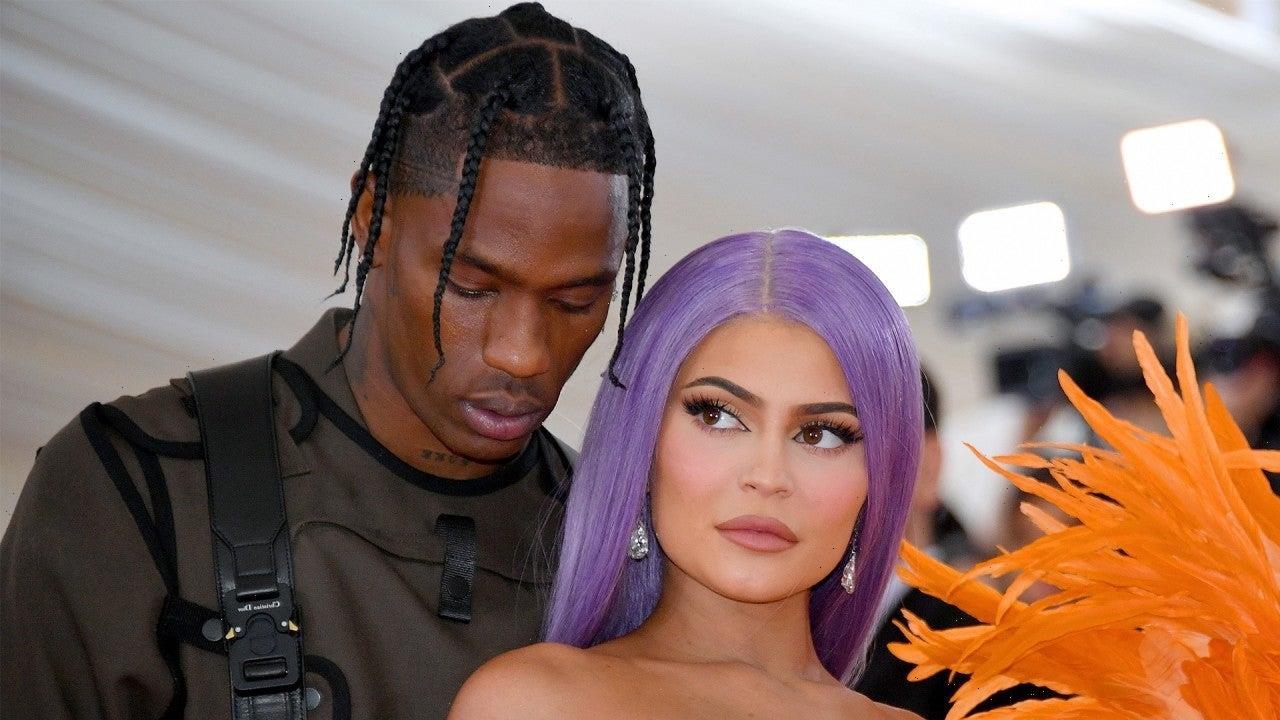 Kylie Jenner Denies Having Open Relationship With Travis Scott