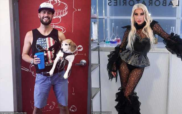 Lady GaGa's Dog Walker Looks Healthy as He Gets Back to Work After Dognapping