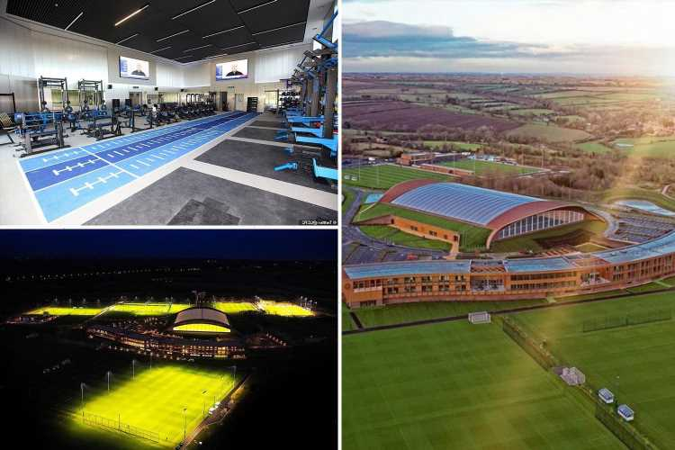 Leicester's amazing £100m training ground boasts 14 pitches, a nine-hole course and is named after late chairman