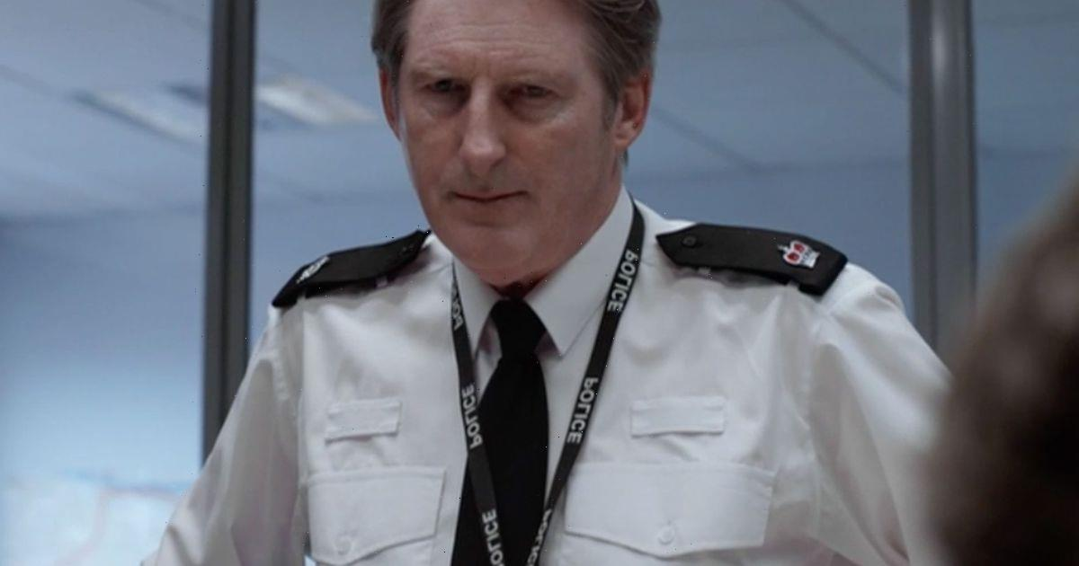 Line of Duty's Craig Parkinson predicts Ted Hastings will exit in the final episode of the series