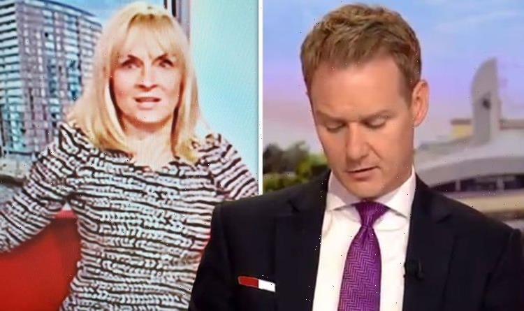 Louise Minchin: BBC Breakfast host warns co-star after mix-up 'Can't be in your head Dan!'