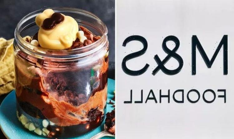 M&S: 'Expensive' but 'lush' cake jars that divided customers last month are back