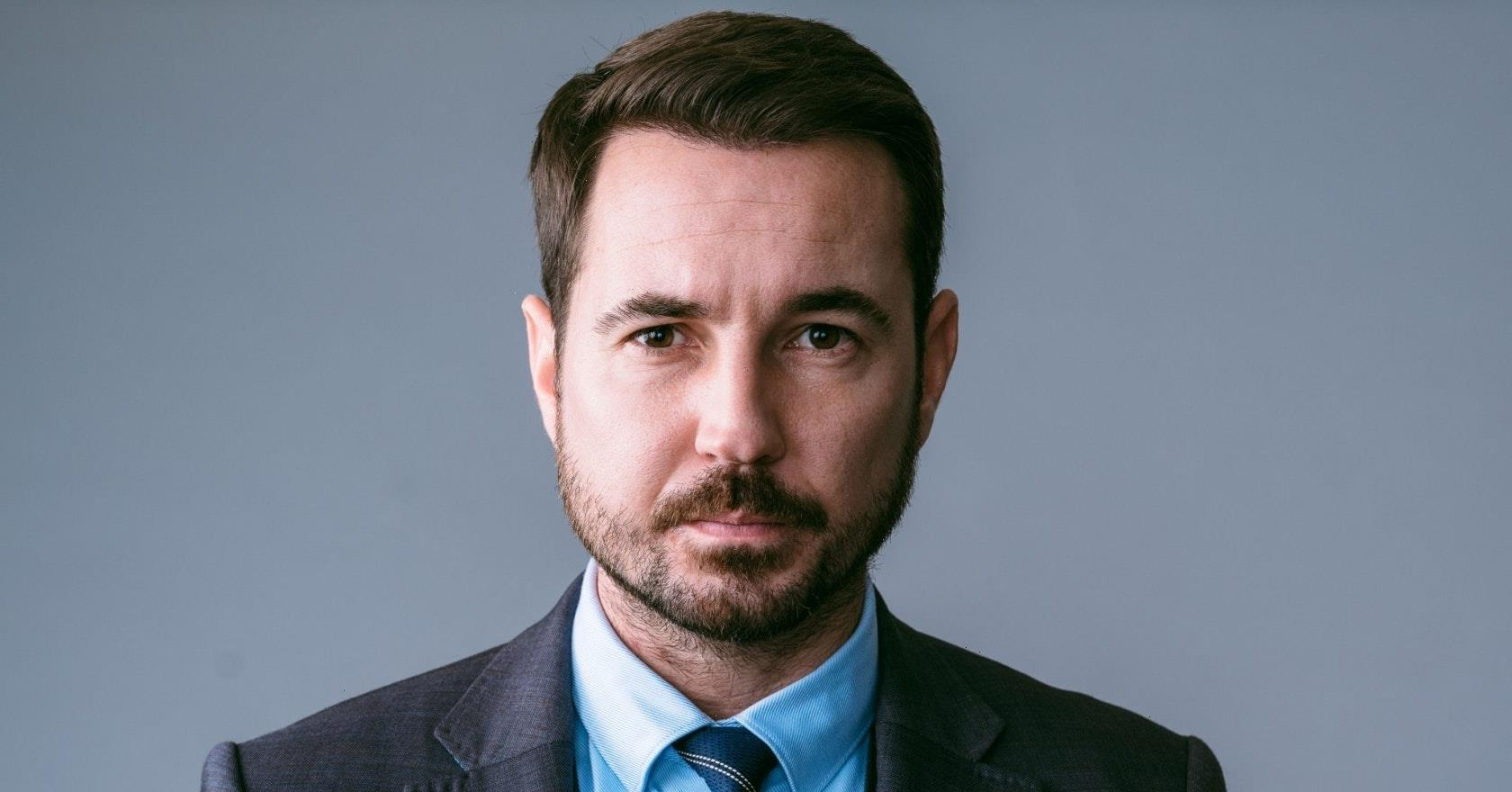 Martin Compston has a message for any unhappy Line Of Duty fans