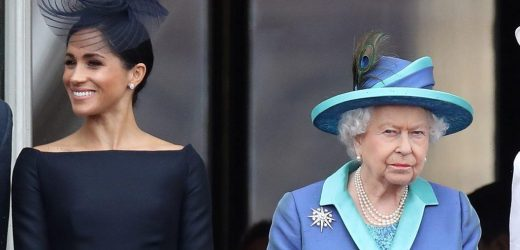 Meghan Markle Will Be a Princess if Queen Elizabeth Strips Her of Duchess Title