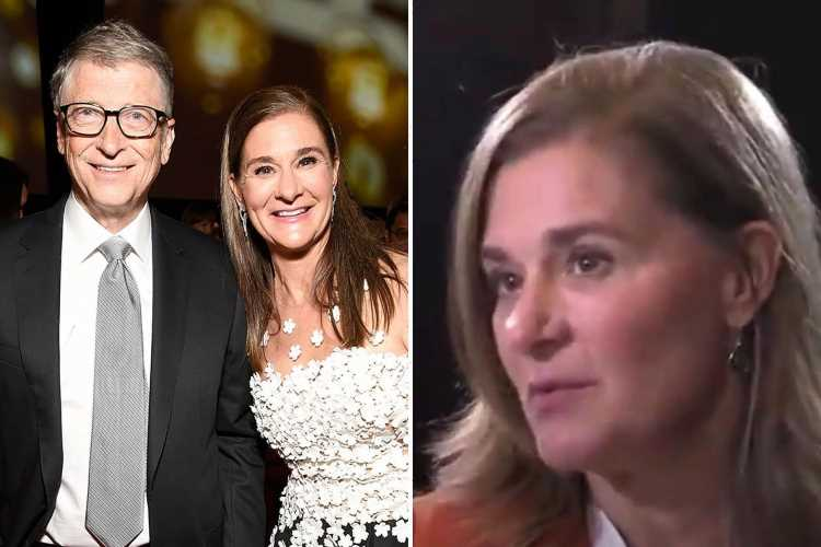 Melinda Gates felt 'alone' in marriage to Bill and they 'agreed to disagree in private'