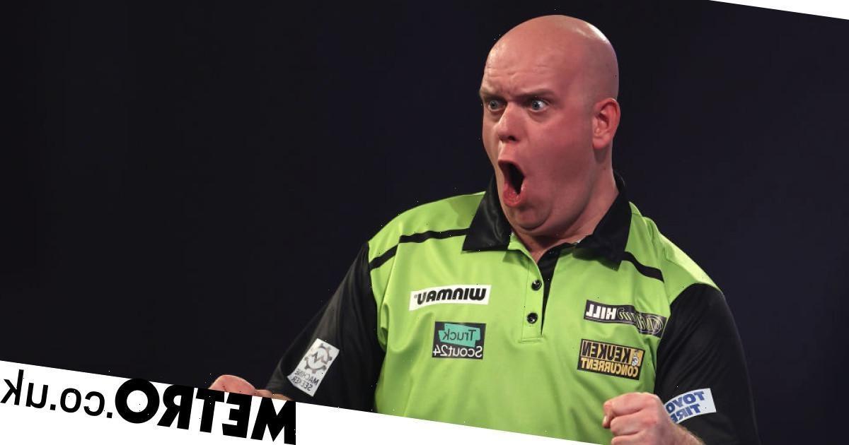 Michael van Gerwen blasts 'boring' players and says darts must 'move on'