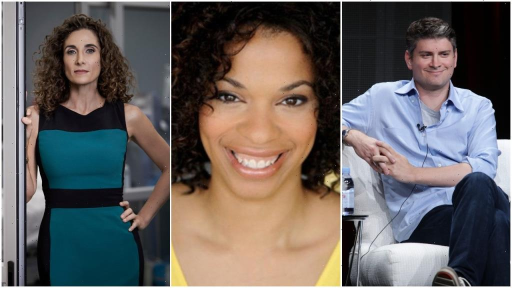 Mike Schur, Nkechi Okoro Carroll & Melina Kanakaredes Among Creators Developing Projects At IMDb TV