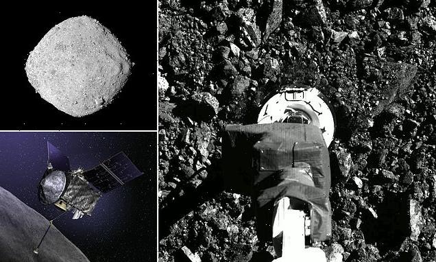 NASA's OSIRIS-REx mission will leave asteroid Bennu TODAY