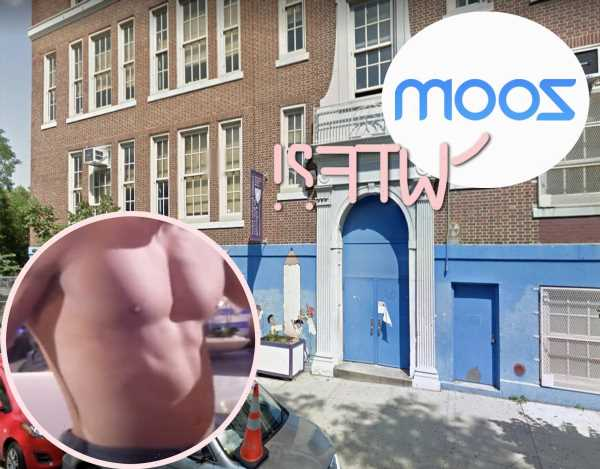NYC Teacher Caught Sucking A Man's Nipple During Zoom Class! WHAT?!
