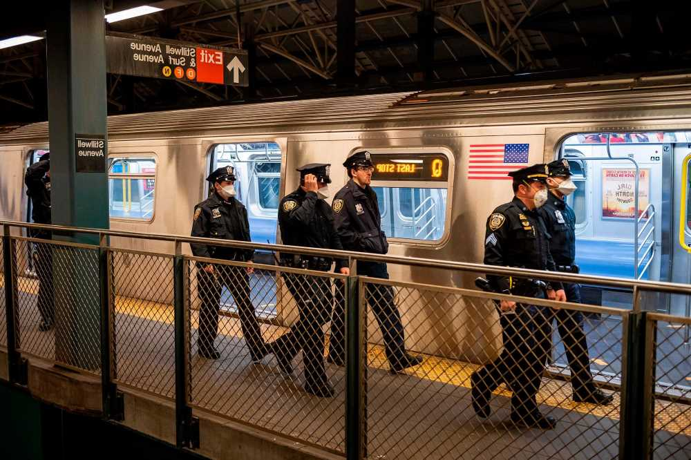 NYPD boosts its unarmed volunteer forces in subways to help combat crime