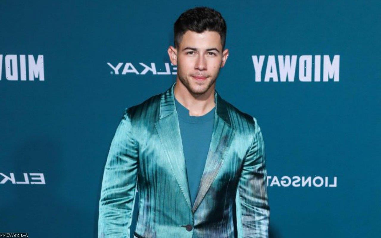 Nick Jonas Refrains From Laughing After Cracking Rib in Bike Accident