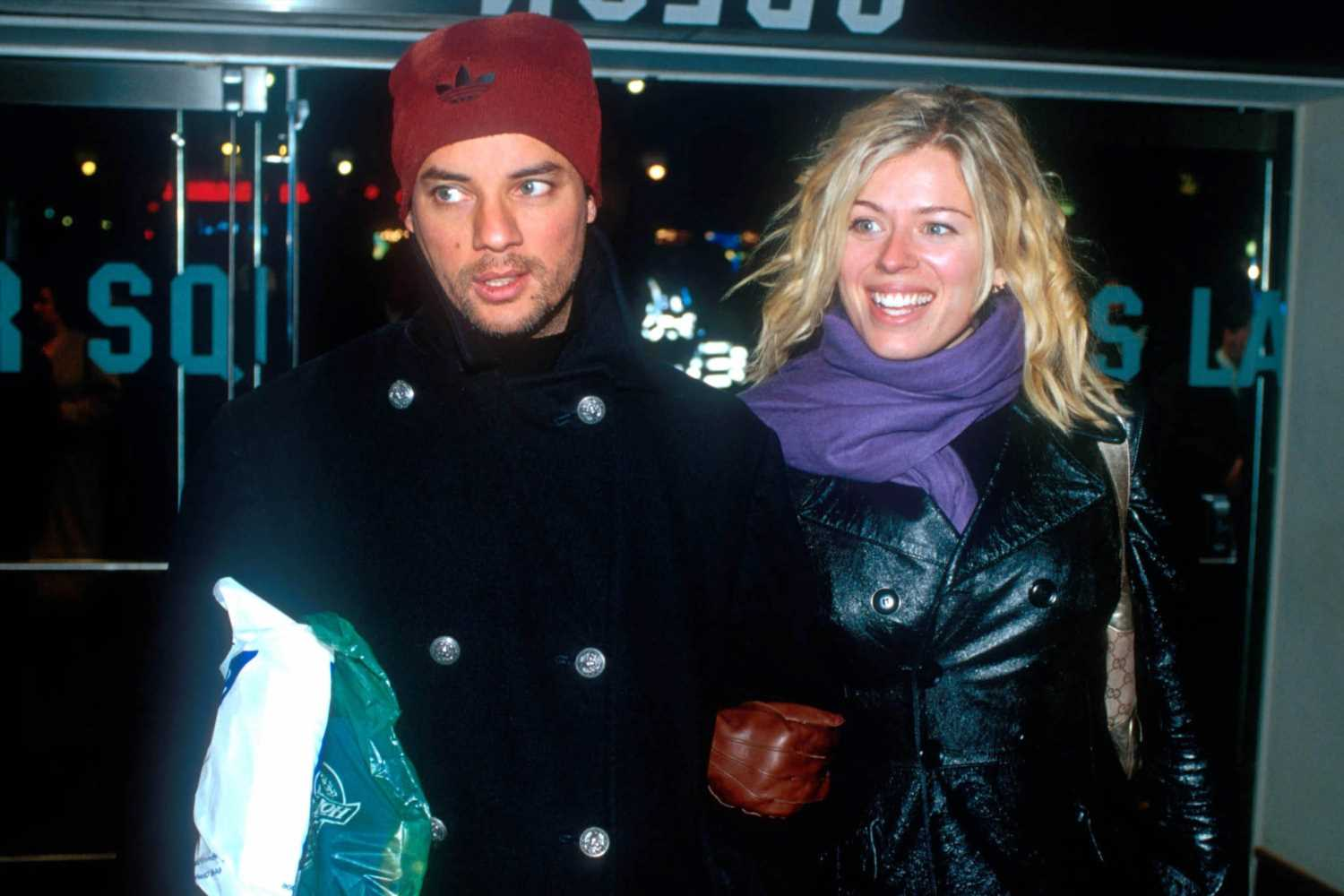 Nick Kamen's ex Amanda de Cadenet pays tribute to late model after his death at 59 following cancer battle