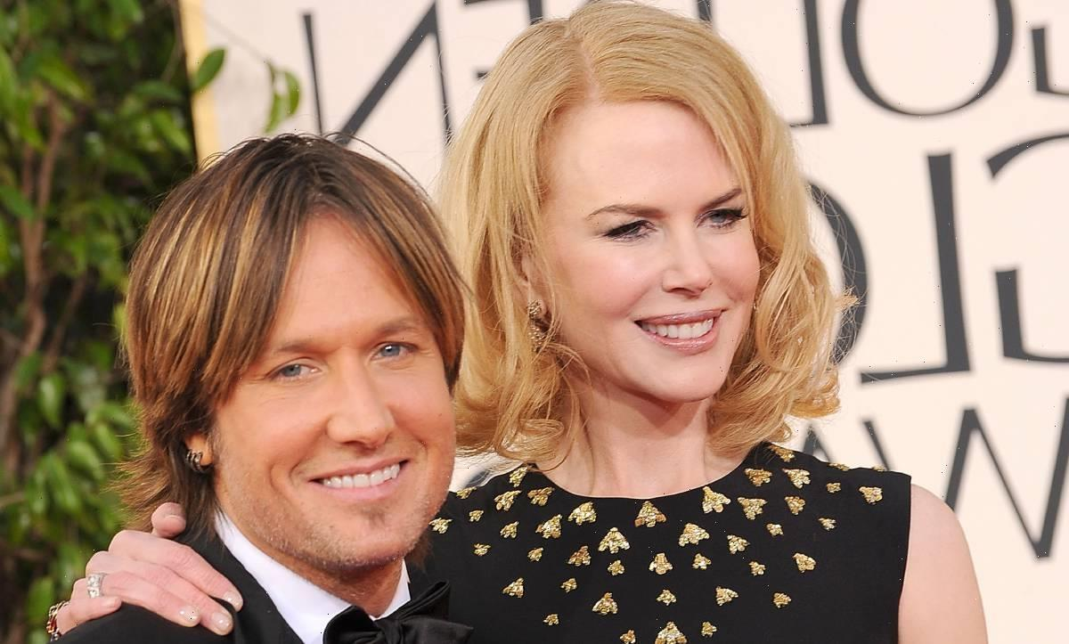 Nicole Kidman's photo of husband Keith Urban sparks major fan reaction