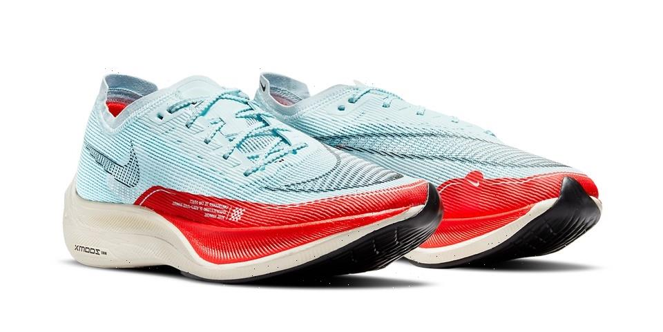 """Nike ZoomX Vaporfly NEXT% 2 """"OG"""" Nods to the Genesis of the Breaking2 Project"""
