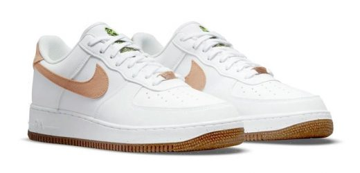 """Nike's Newest Air Force 1 '07 LV8 Is Inspired by """"Himalayan Rhubarb"""""""