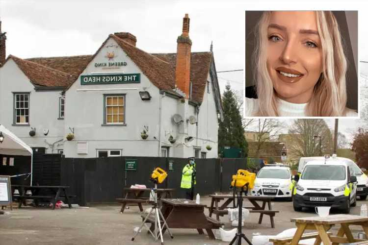 Nurse fights for life on ventilator after pub heater explodes leaving her with 'life-changing injuries'
