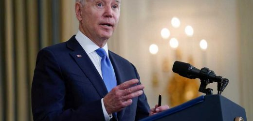 On the most critical issue — vaccines — Biden has failed us