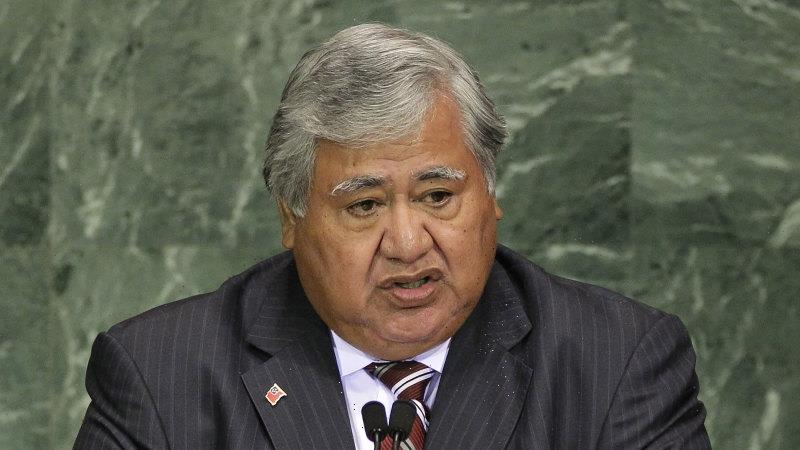 Ousted Samoan PM accuses Supreme Court judges of election favouritism