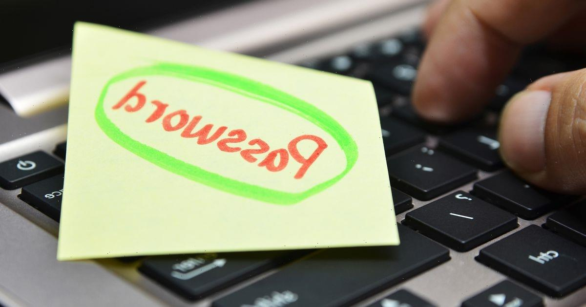 Passwords you should never use – from '696969' to 'strongpassword'