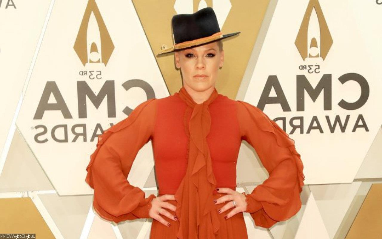 Pink Rewrites Her Will Thinking She Couldn't Survive 'Scary' COVID-19 Battle