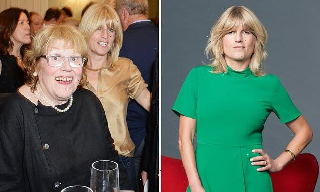Rachel Johnson:I hope I'd be as brave as Paxo and my mum