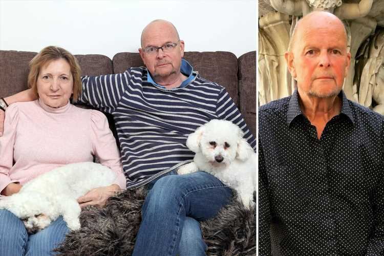 Radio star James Whale, 70, reveals he's engaged three years after his wife's death