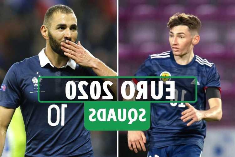 Ronaldo and Bruno Fernandes in Portugal squad, Scotland Euro 2020 cohort announced, France recall Benzema – team dates