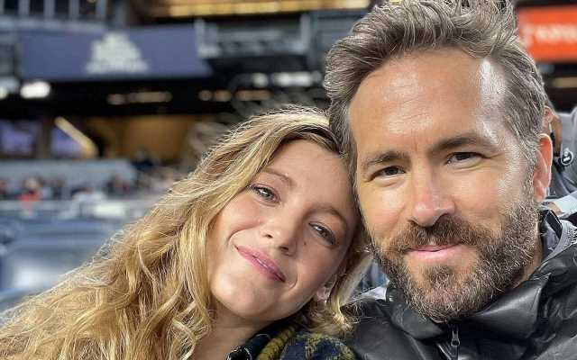 Ryan Reynolds Wishes Blake Lively Happy Mother's Day in Hilarious Post