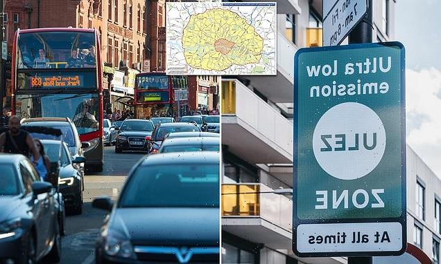 Sadiq Khan confirms he will expand the Ultra Low Emission Zone