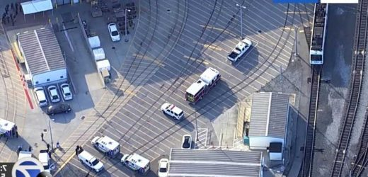 San Jose police respond to 'active shooter' near airport