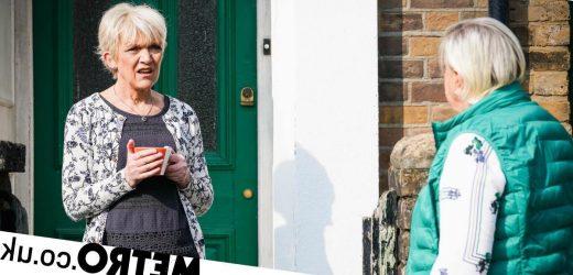 Spoilers: Jean fears she will die before Mo returns in EastEnders