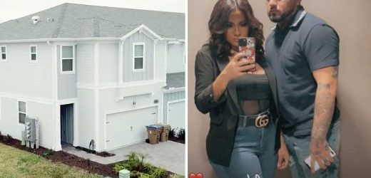 Teen Mom Briana DeJesus reveals she's 'moving out' of $269k family home to live with fiance Javi and her two daughters