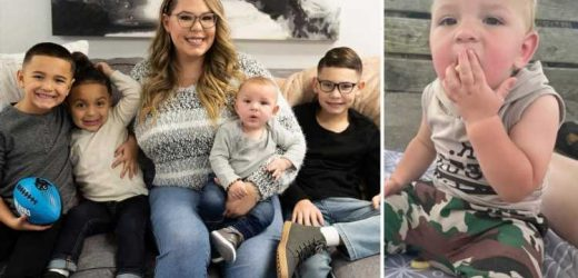 Teen Mom Kailyn Lowry shares sweet photo of youngest son, Creed, after revealing IVF details for baby number five