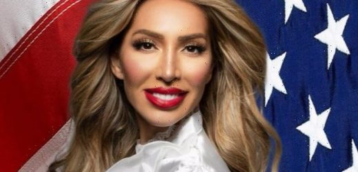 Teen Mom alum Farrah Abraham slammed as 'delusional' after announcing she will be running for a 'government position'