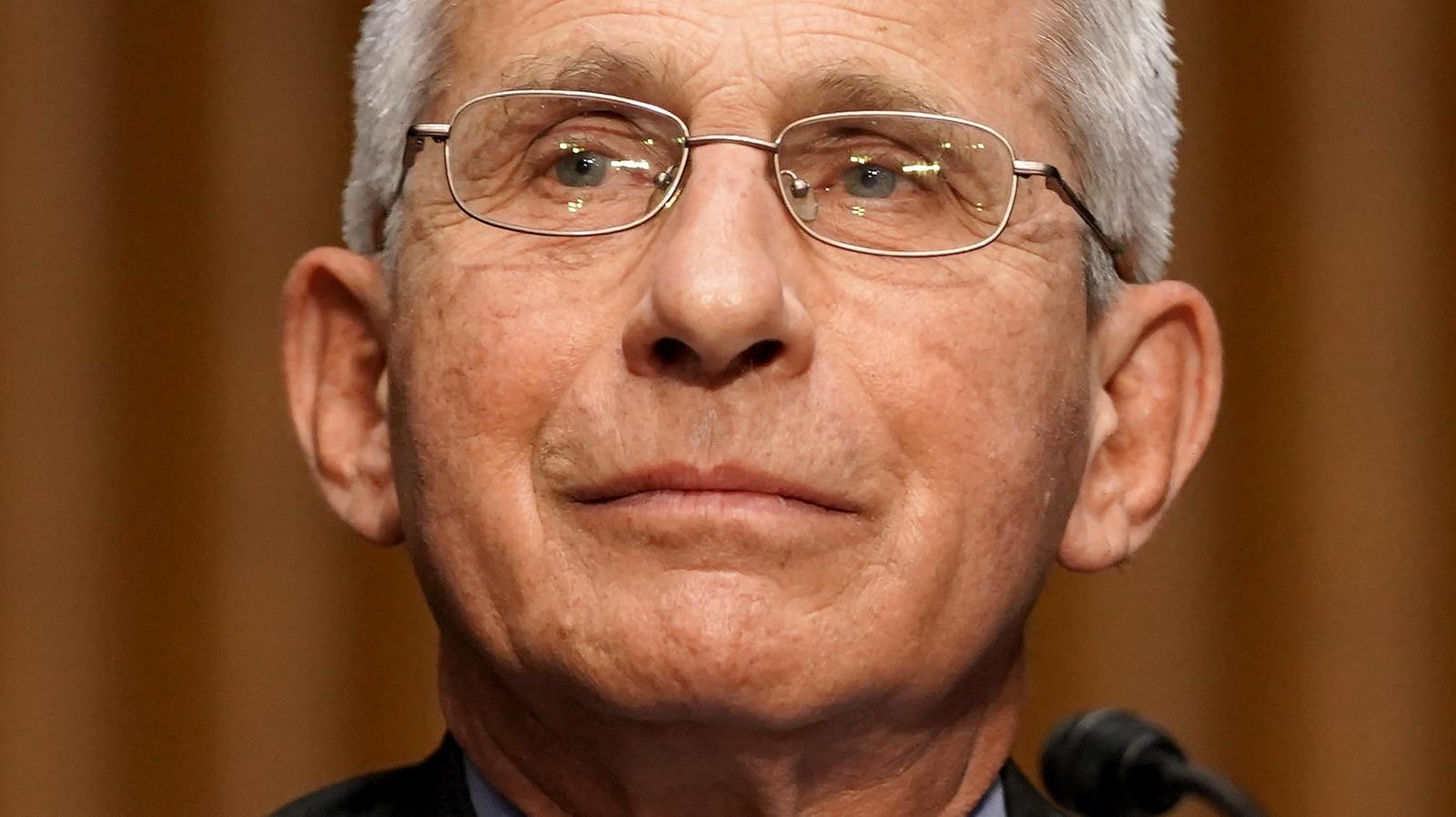 The Truth About Dr. Fauci's Relationship With His Wife Dr. Christine Grady