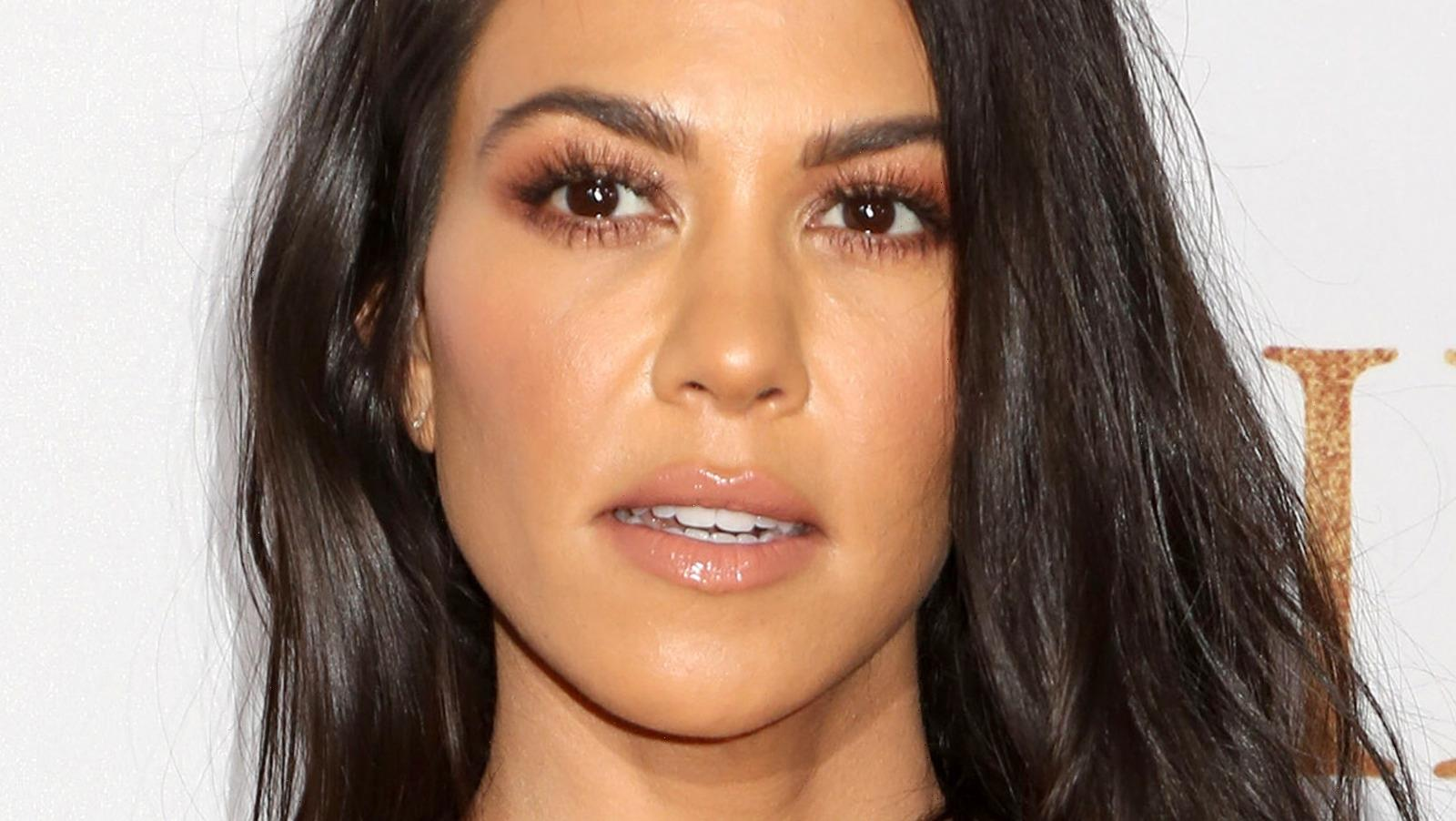 The Truth About Kourtney Kardashian And Travis Barker's Engagement Rumors