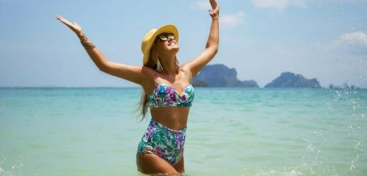 Trending Now! 17 Incredible High-Waisted Swimsuits for Summer
